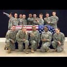 The photo that has offended many. The soldier responsible for posting it on Instagram has been suspended and an investigation has begun. Wisconsin National Guard Facebook page