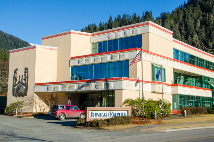 The Juneau Empire is located on Channel Drive.