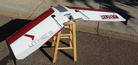 The kind of model aircraft Raphael Pirker was flying. Ritewing RC