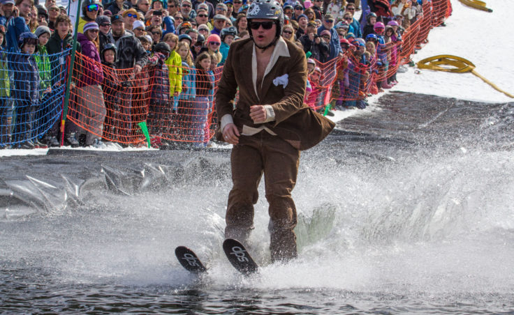 Slush Cup 2014 - Crossing Pond