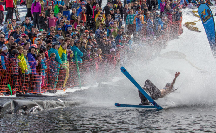 Slush Cup 2014 - Splash 2