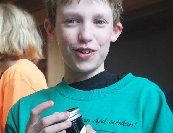 Lucas Erickson is Auke Bay Elementary School 5th grader.