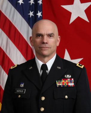 Major General Thomas Katkus