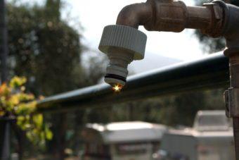 water spigot