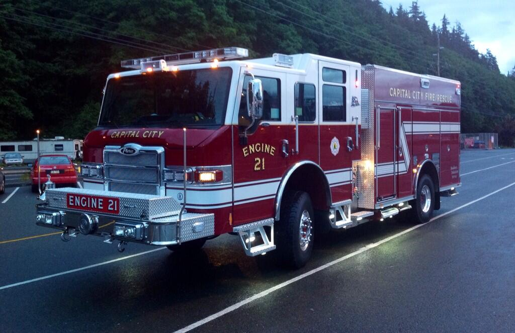 Juneau woman dies following house fire, despite rescue attempt by neighbors
