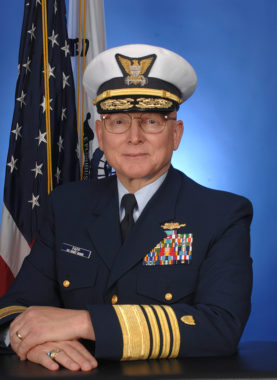 Robert J. Papp Jr. (Photo courtesy U.S. Coast Guard)