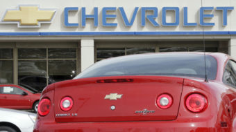 GM has released details about its compensation fund for victims of a fatal safety flaw in its ignition switches. The Chevrolet Cobalt is one of several GM models that were recalled over the flaw. David Zalubowski/AP