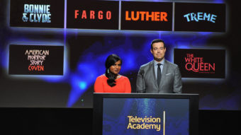 The 66th Primetime Emmy Awards nominations were unveiled Thursday by Mindy Kaling and Carson Daly. Big winners included HBO, for Game of Thrones, and Netflix, for Orange Is the New Black. Kevin Winter/Getty Images