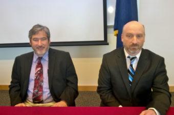 Sam Kito III and Peter Dukowitz