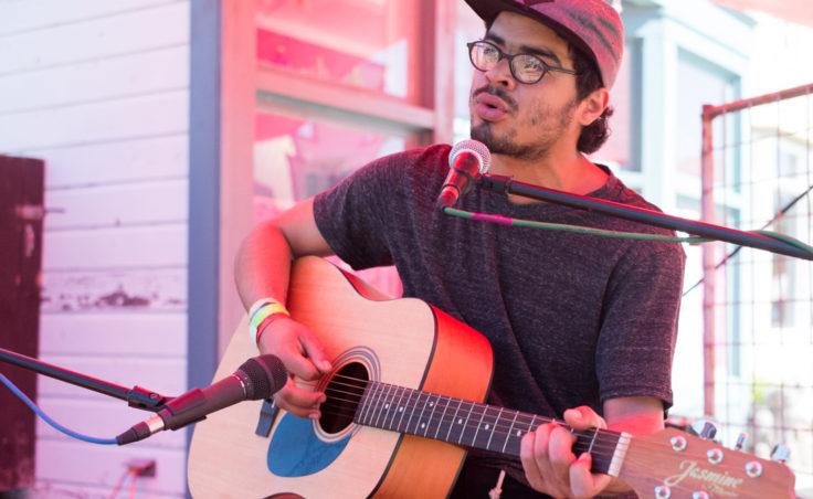 ryan Cortez singing
