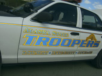 Alaska State Troopers car. (Creative Commons photo by Amanda Graham)