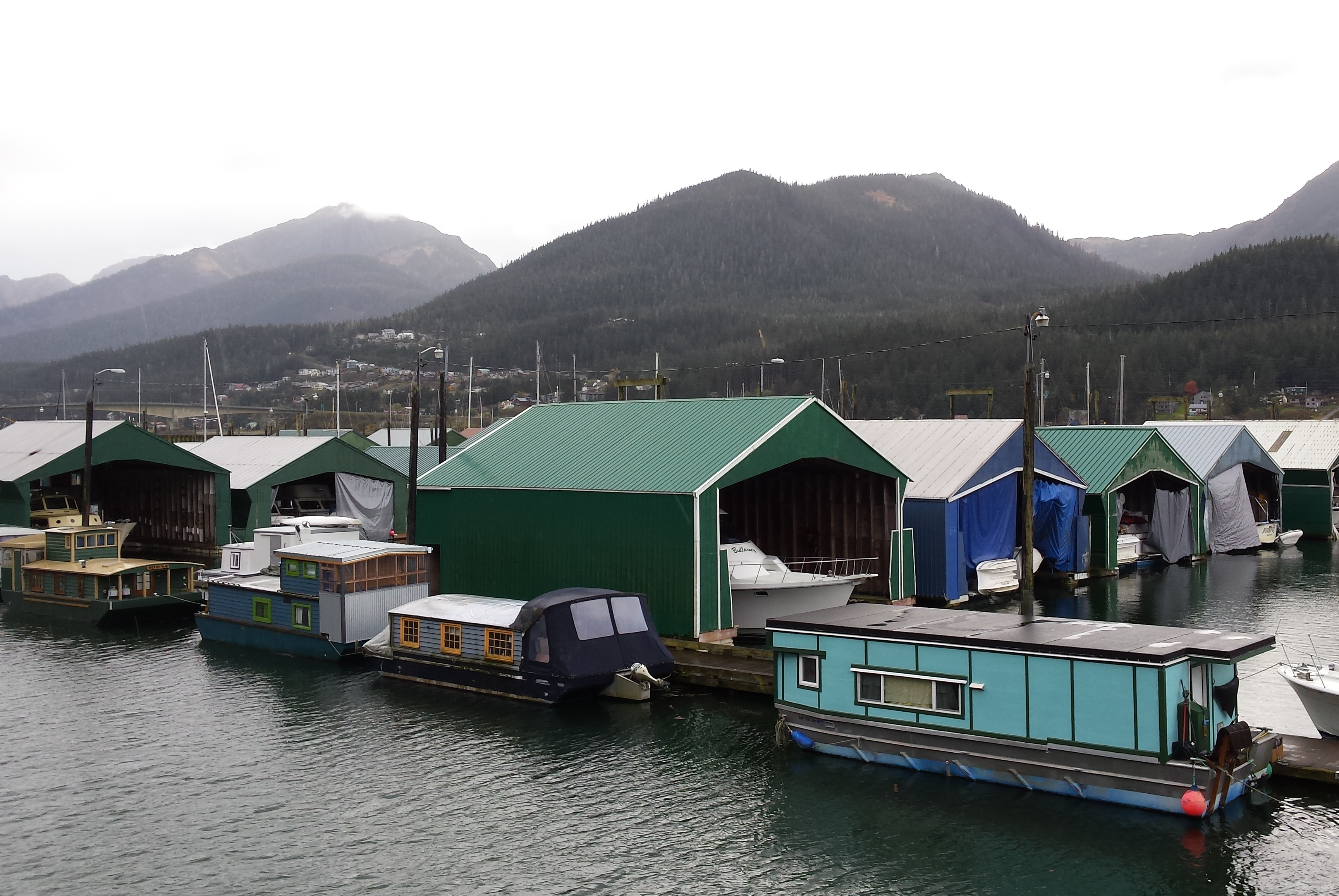 Why living on a boat provides the best of Juneau at an affordable price