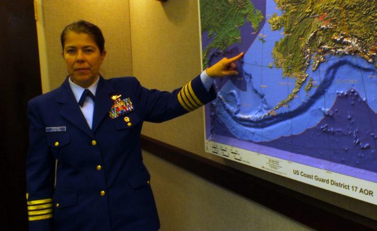 Captain Diane Durham