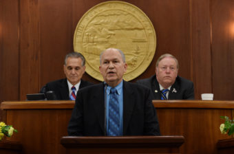 Bill Walker, State of the Budget