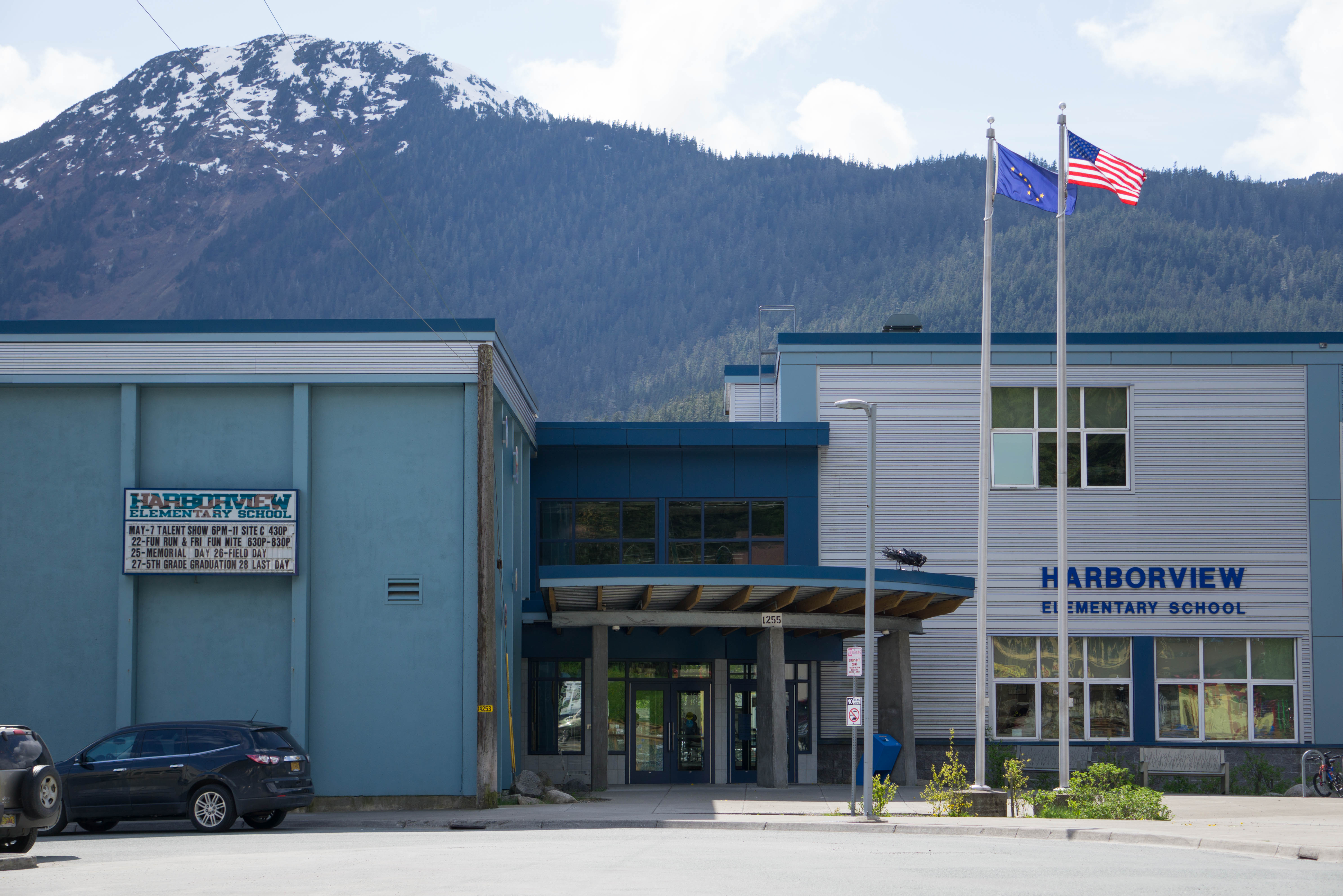 Harborview Elementary Is The Sixth Juneau School To Receive