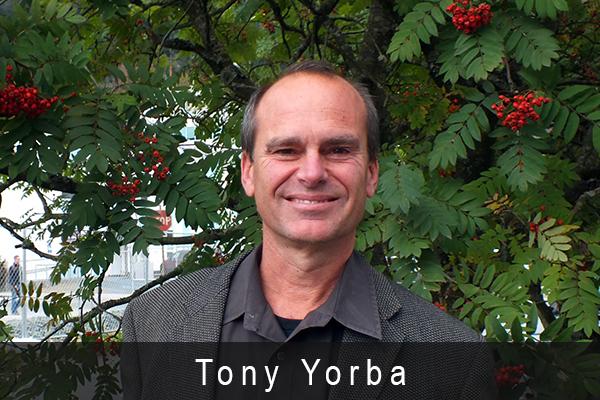 Tony Yorba