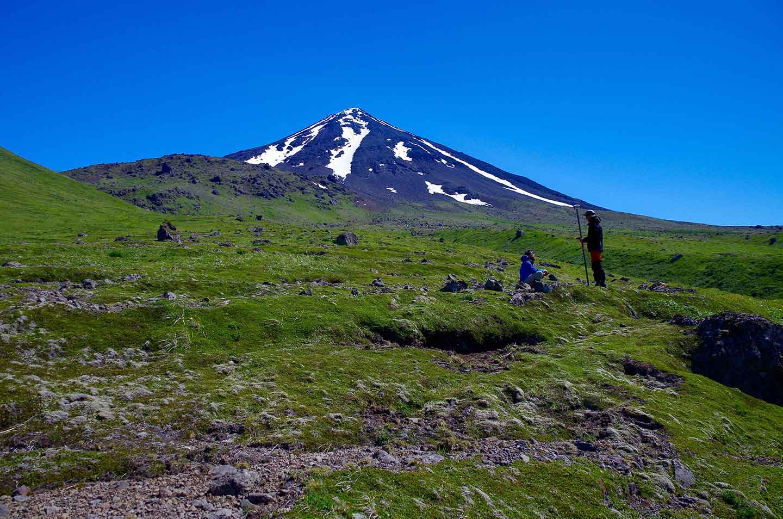 Aleutian Islands Ancient Villages Volcanoes Slowly