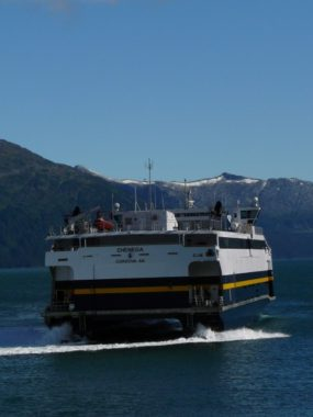 The ferry Chenega. (KCAW file photo)