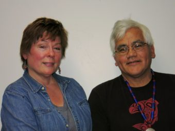 Cherri and Wayne Price. (Courtesy StoryCorps)