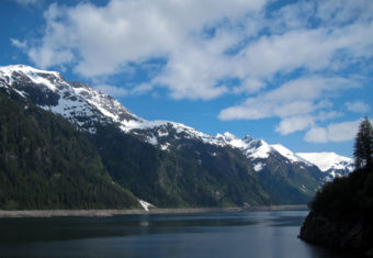 Blue Lake in Sitka