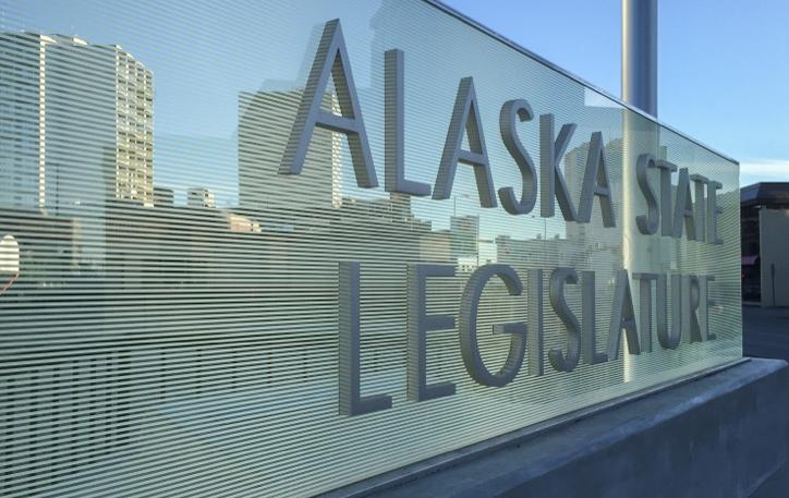 Anchorage LIO Sign - Alaska Legislature