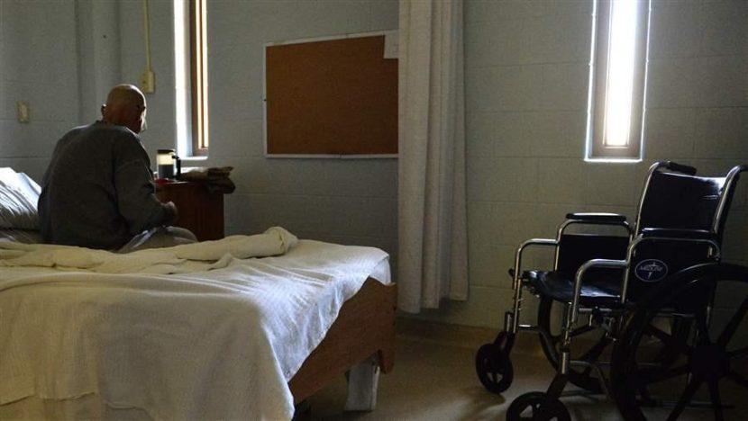 Elderly Inmates Burden State Prisons