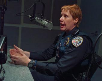 Lt. Kris Sell, Juneau Police Department