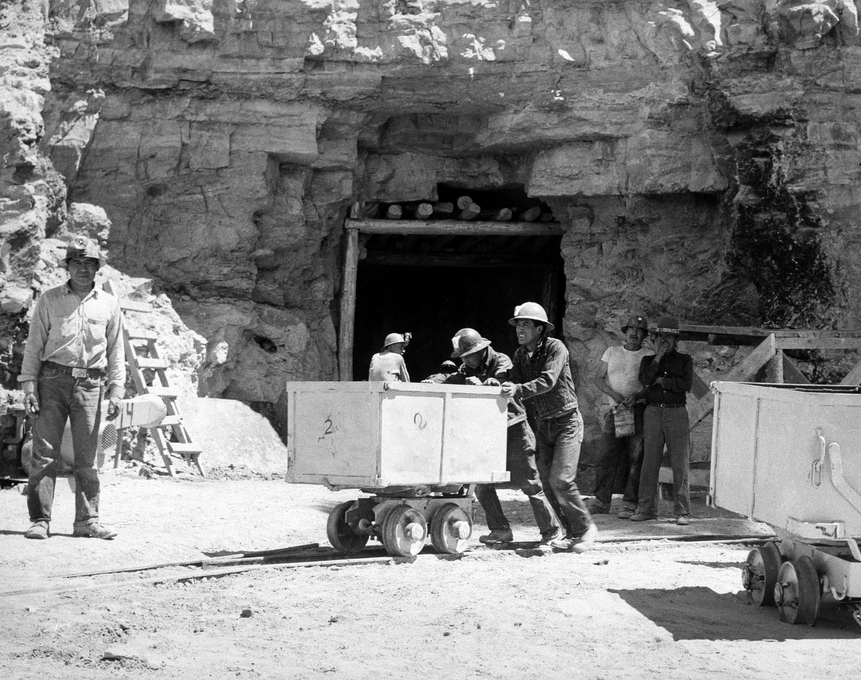 For The Navajo Nation, Uranium Mining's Deadly Legacy Lingers