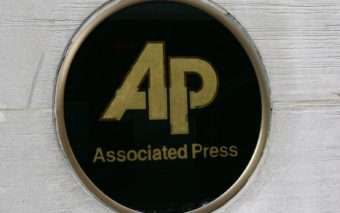Associated Press Building in New York City horizontal