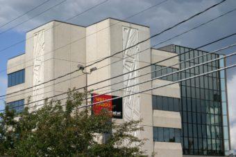 Wells Fargo building midtown Anchorage