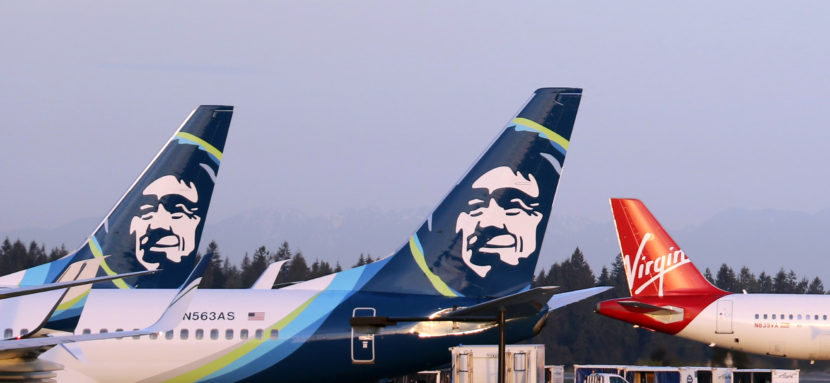 Alaska Airlines and Virgin America merger