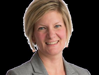 Gov. Bill Walker named Jahna Lindemuth Alaska's next attorney general on June 28, 2016. (Photo courtesy Alaska Governor's Office)