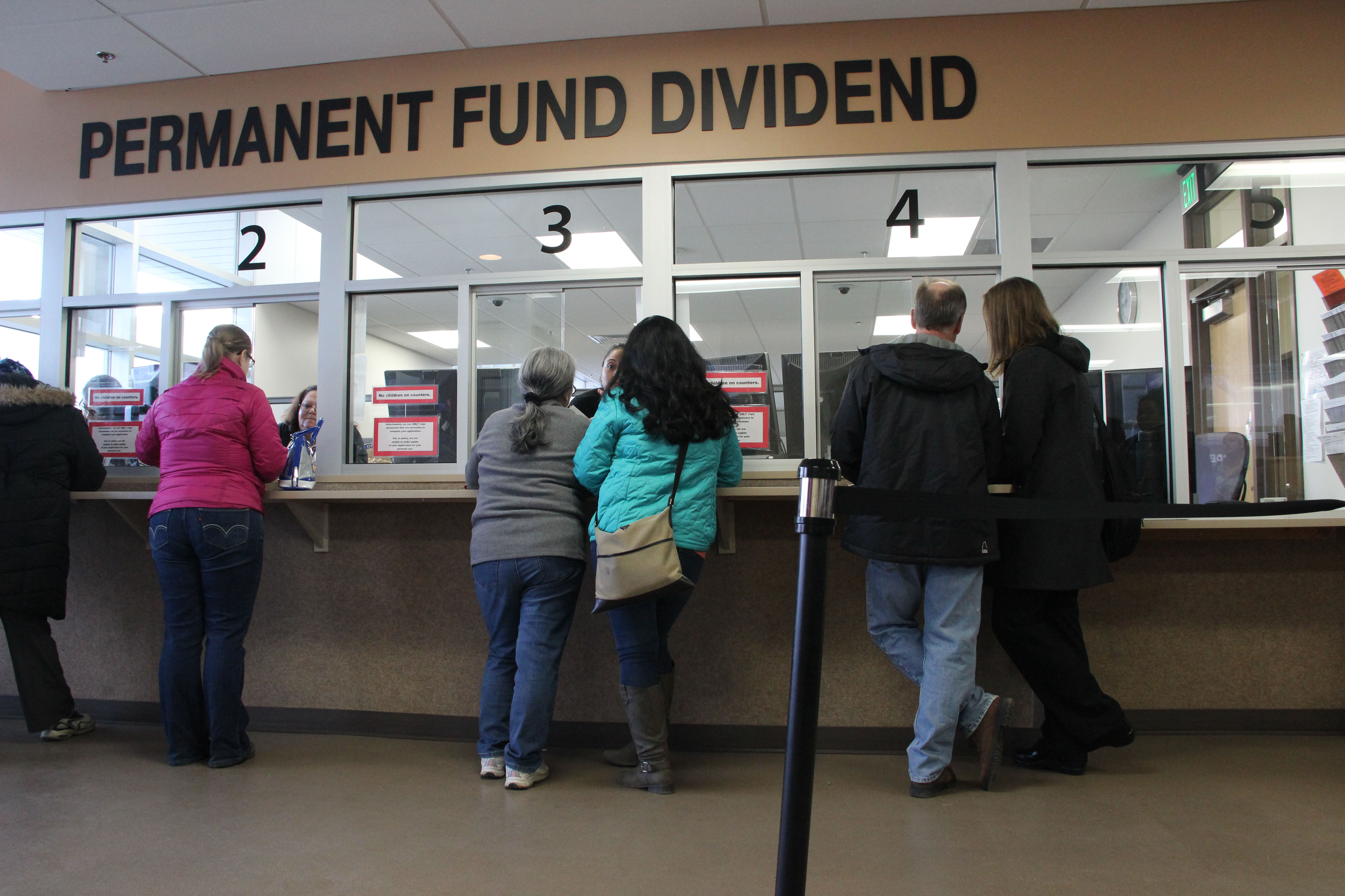 Alaskans weigh in on this year's smaller dividend check