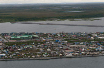 Kotzebue. (Photo by Neal Herbert/ National Park Service)