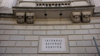 Court documents show the Internal Revenue Service's office in charge of vetting applications for tax-exempt status focused on conservative groups. Brendan Smialowski/AFP/Getty Images