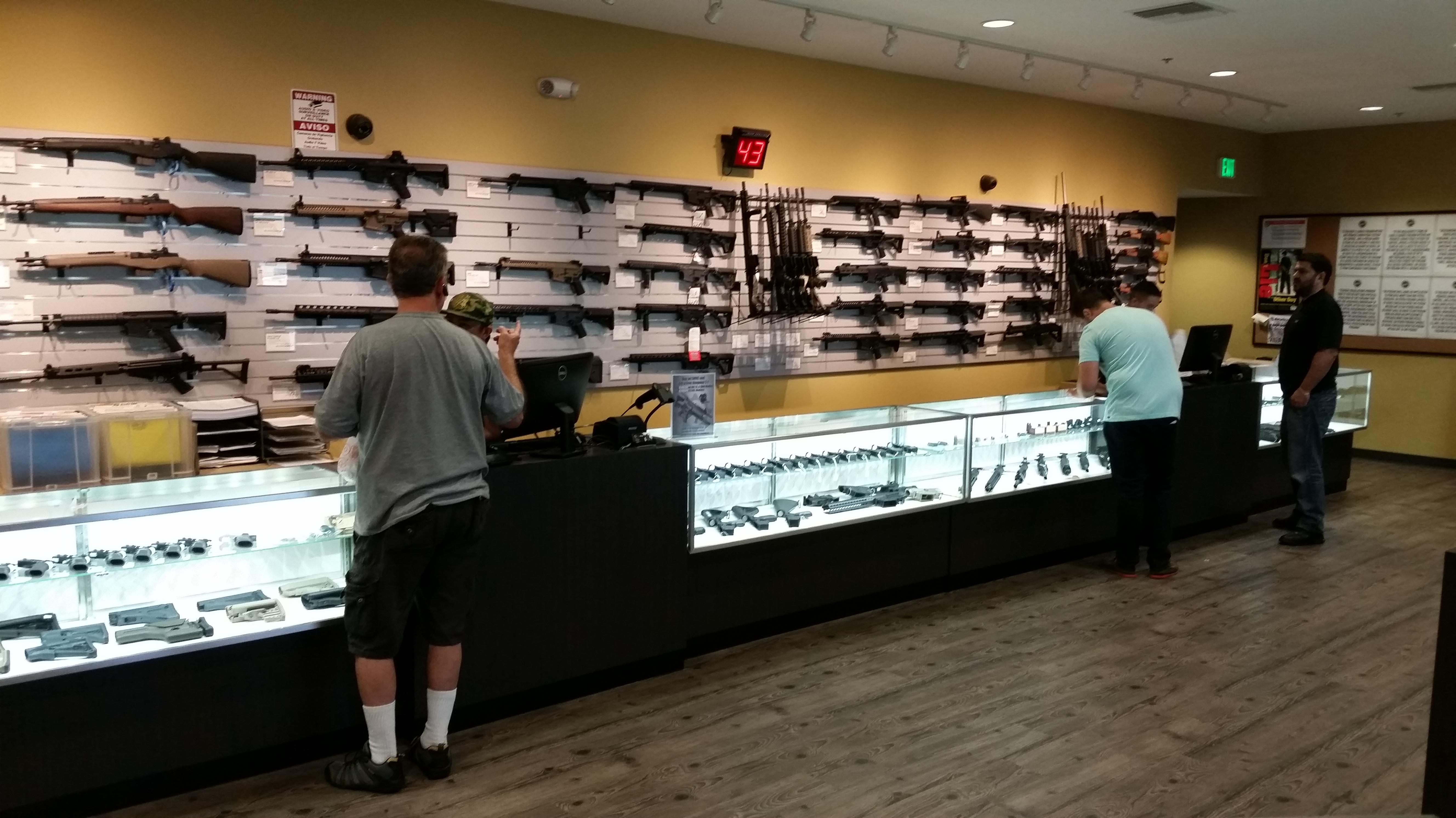 Gun Shop Riflegear Ktoo