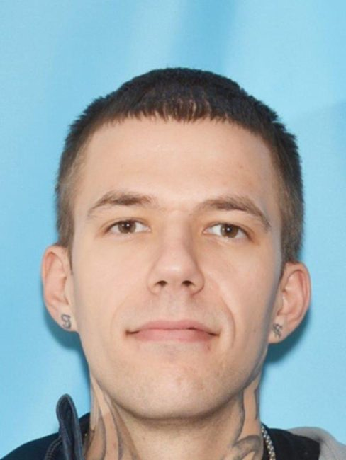 Juneau police want help finding Micah William Nelson. They're calling him a person of interest in some recent reckless driving incidents. (Photo courtesy Juneau Police Department)