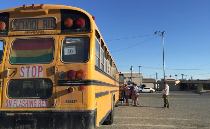 Lgbtq History Bus Tour Highlights Changing Acceptance In
