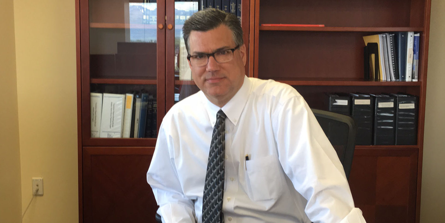 The man with the plan: Can Keith Meyer sell the gas line?