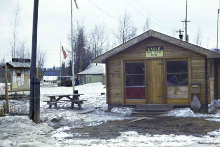 40 years later, John McPhee's book still brings fans to Eagle, Alaska