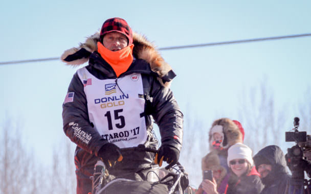 Martin Buser is chasing his fifth Iditarod title in 2017. (Photo by Ben Matheson/KNOM)