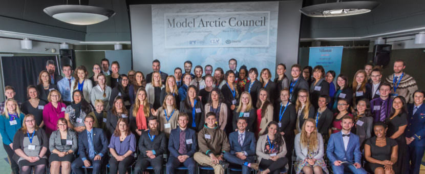 Total of 63 students from 13 countries participated at Model Arctic Council 2016 in Fairbanks.