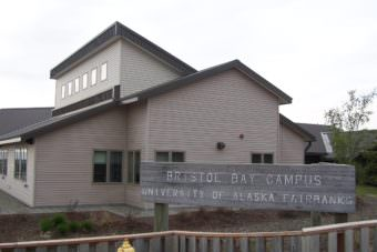 University of Alaska's community campuses, such as University of Alaska Fairbanks' Bristol Bay Campus in Dillingham, Alaska, could face dramatic changes as the university faces further funding cuts from the state. (Creative Commons photo by J. Stephen Conn/Flickr)