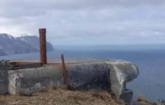 (Photo by Dmitri Dane/Aleutian Islands Photography, above, & U.S. Coast Guard (bottom)