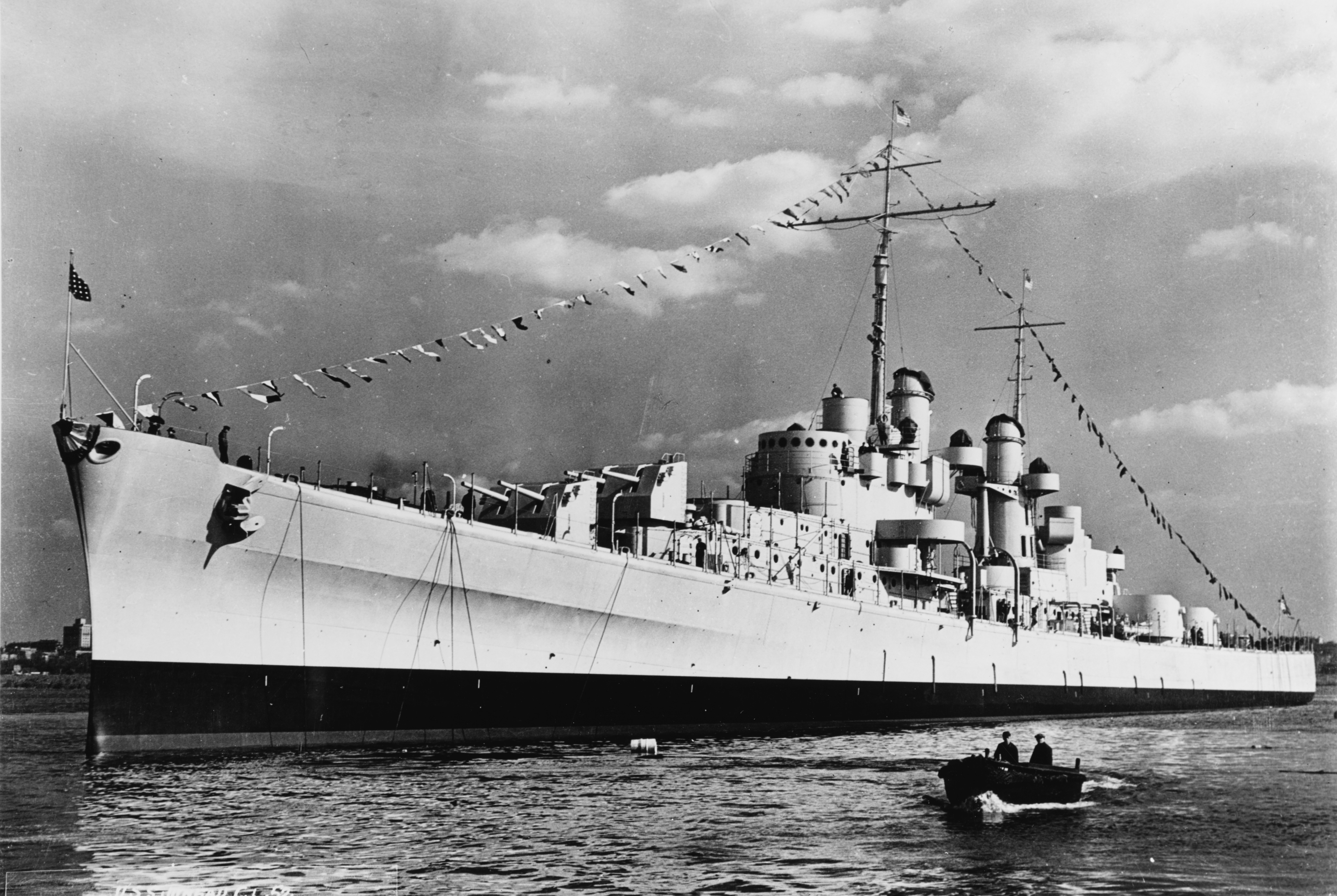Wreckage of Sullivan brothers' USS Juneau found on St. Patrick's Day