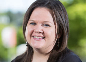 Tarra Simmons is about to graduate magna cum laude from Seattle University School of Law. But she faces another hurdle before she can practice law. (Photo courtesy Seattle University School of Law)