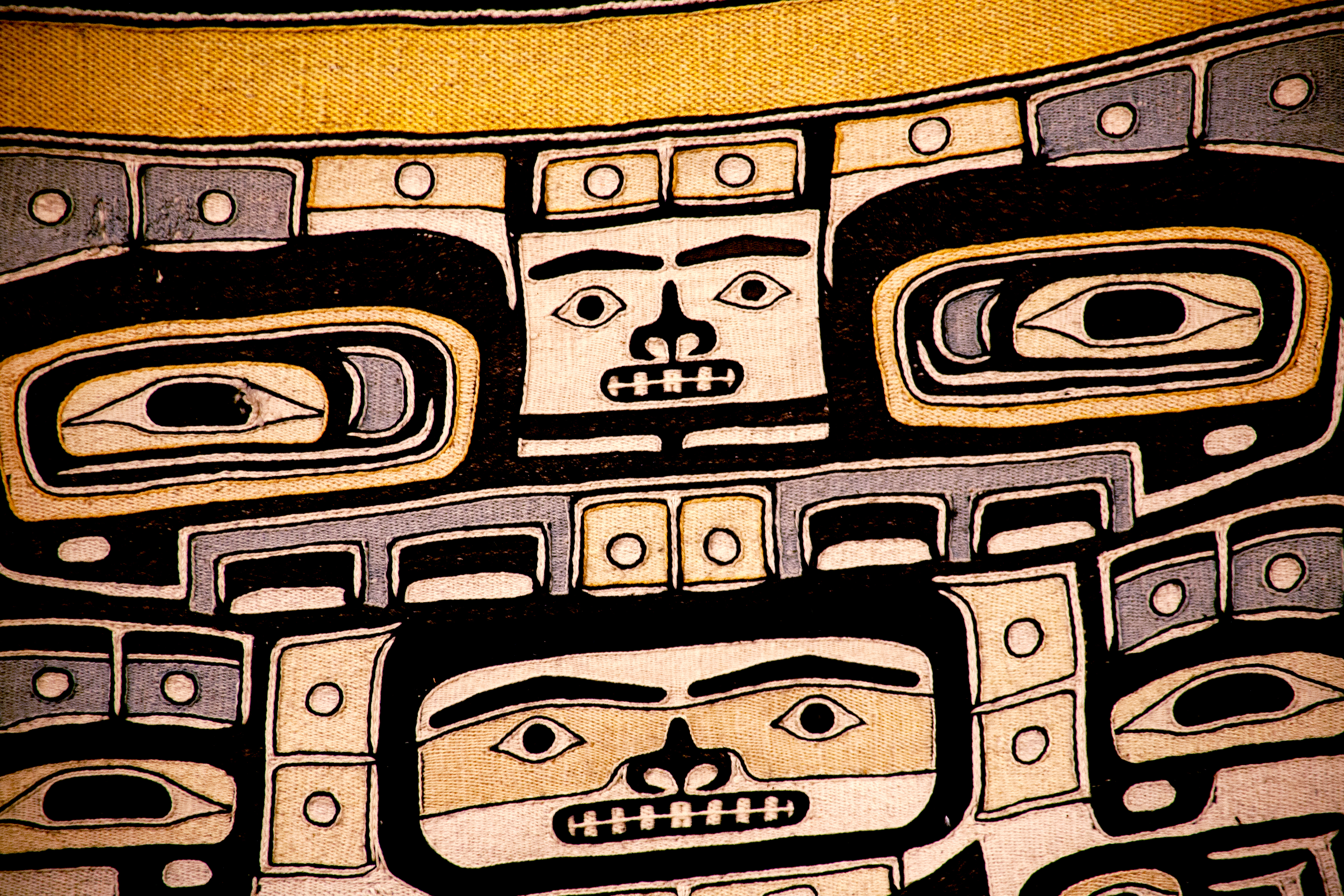 Our ancestors returned home How a Chilkat robe made its way back