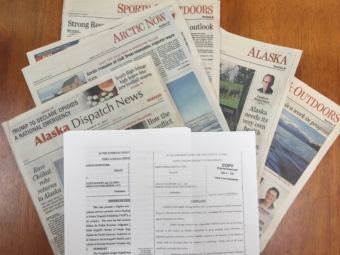 The Alaska Dispatch is facing lawsuits from GCI and its former owner, Tony Hopfinger.