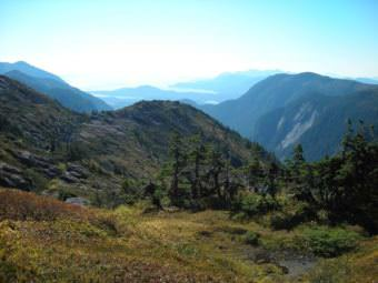 A view from the Dude Mountain Trail. (File photo by KRBD)