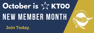 October is KTOO New Member Month. Join Today.